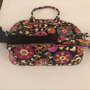 Vera Bradley Suzani Weekender Bag